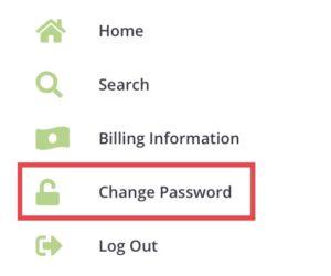 Affirmation Pod Premium Access Change Password
