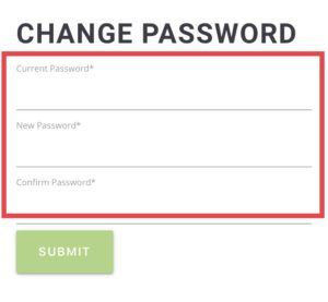 Affirmation Pod Premium Access Enter New Password