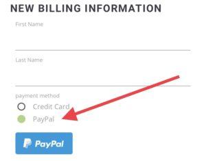 Affirmation Pod Premium Access Payment PayPal